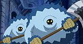 Blue gorilles