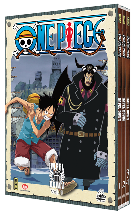 One piece impel down vol 1