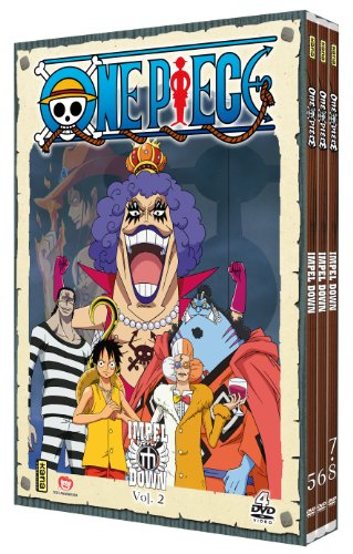 One piece impel down vol 2