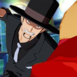 Lucci vs Luffy