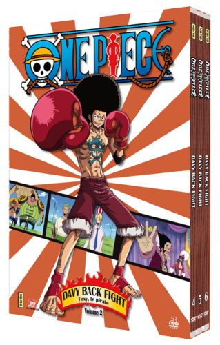 One piece Davy Back Fight vol 2