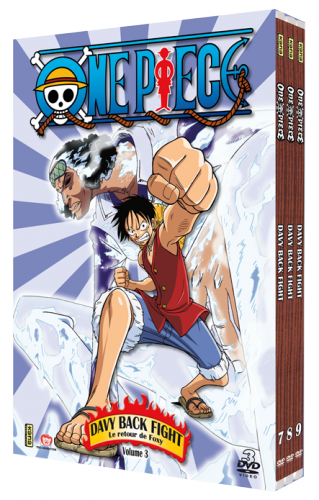 One piece Davy Back Fight vol 3
