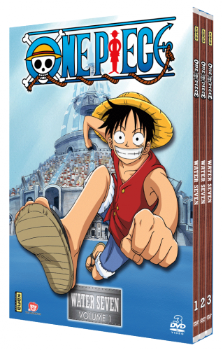One piece Water Seven vol 1