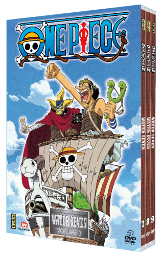 One piece Water Seven vol 3