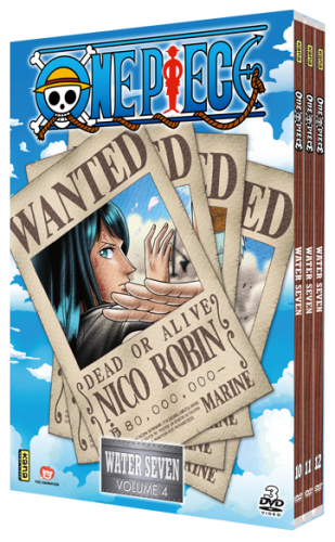 One piece Water Seven vol 4
