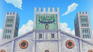 Water seven siege de la galley la company 1